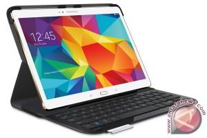 Logitech keluarkan keyboard untuk Galaxy Tab S
