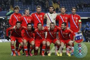 Euro 2016 - Susunan pemain Rusia lawan Slowakia