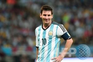 Copa America - Susunan pemain Argentina vs Venezuela, Messi starter