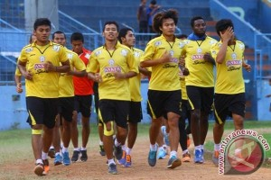 19 pemain Arema ke Jepara untuk hadapi Persijap