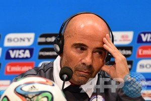 Sevilla pastikan Jorge Sampaoli jadi pelatihnya
