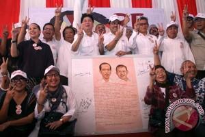 Aliansi Seni Indonesia Dukung Jokowi-JK