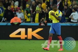 Sempat tertinggal, Ekuador tahan Peru 2-2 di Copa America