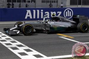 "Rosberg di ""pole position"" GP Rusia setelah Hamilton bermasalah"