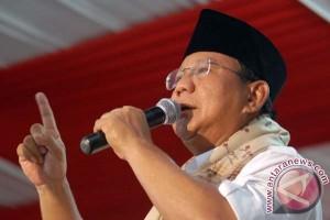 Prabowo curhat apa di Facebook?