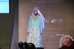 Paduan warna dalam koleksi Ramadan