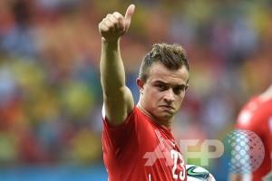 Euro 2016 - Gol akrobatik Shaqiri paksa babak tambahan laga Swiss vs Polandia