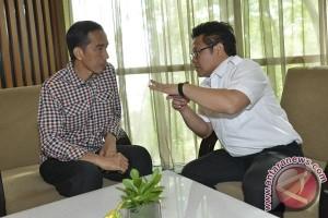 Jokowi Bertemu Muhaimin
