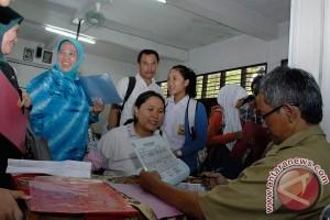 Calon siswa banyak menunda verifikasi pendaftaran