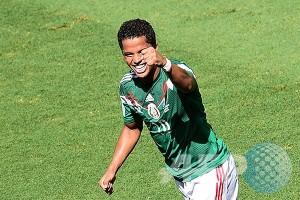Dos Santos akan absen pada perempat final Piala Emas