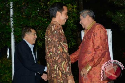 Pascapengumuman MK Jokowi-JK segera persiapkan pemerintahan baru