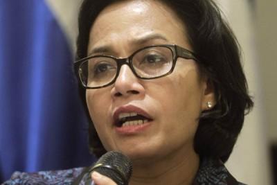 Sri Mulyani telah mundur dari direksi Bank Dunia