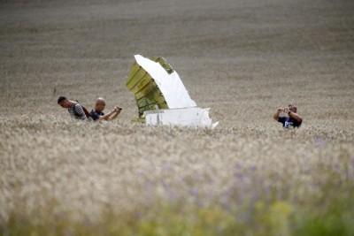 Sembilan jasad korban tewas MH17 dibawa ke Malaysia