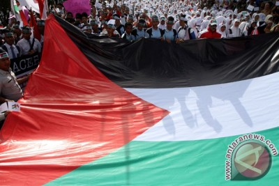 Ulama Palestina tabligh akbar di Aceh Tengah