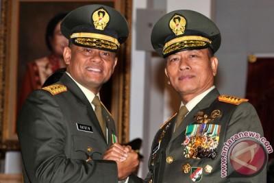 Kepala Staf TNI AD yakin pelantikan presiden aman