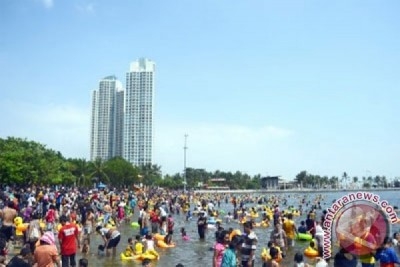 Ancol Dreamland Jakarta attracts 78 thousand holidaymakers