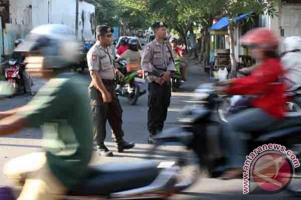 Polisi perkuat pengamanan jalur wisata