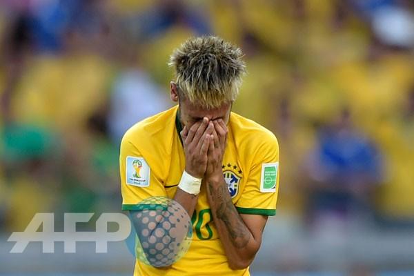 Neymar akan hadiri laga Brasil vs Belanda