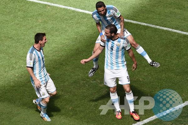 Argentina Kandaskan Belgia 1 0
