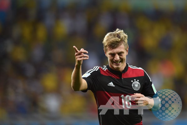 Kroos pindah ke Real Madrid?