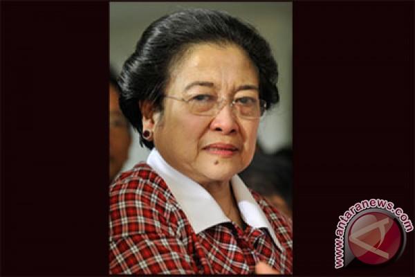 Megawati serukan kadernya kawal rekapitulasi pilpres