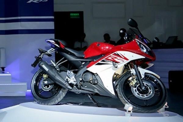 R15 jadikan Yamaha pimpin penjualan motor sport