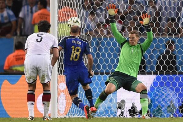 Lima momen ketika Piala Dunia dimenangkan