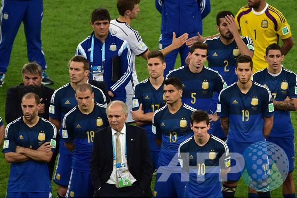 Sabella sesali Argentina gagal manfaatkan peluang
