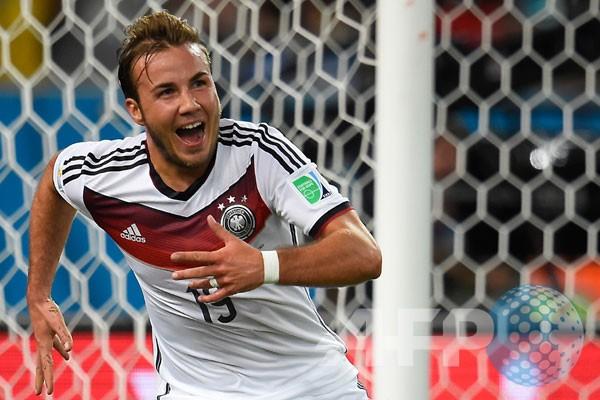 Goetze dan terciptanya sejarah Piala Dunia Jerman