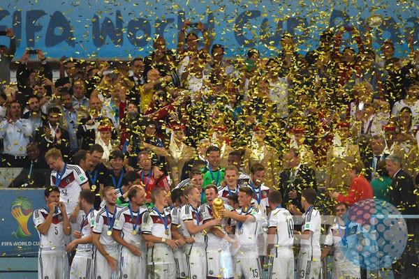 Brasil rayakan kekalahan Argentina