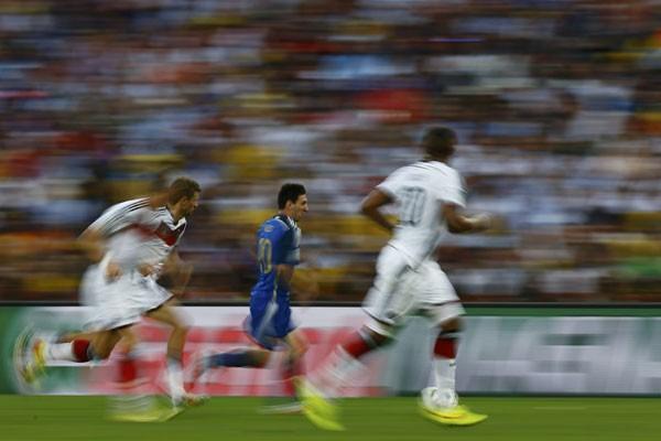 Berseminya permainan indah di Piala Dunia