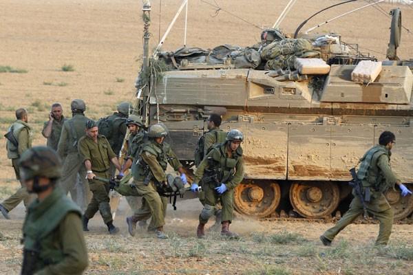 Israel setuju gencatan senjata 12 jam