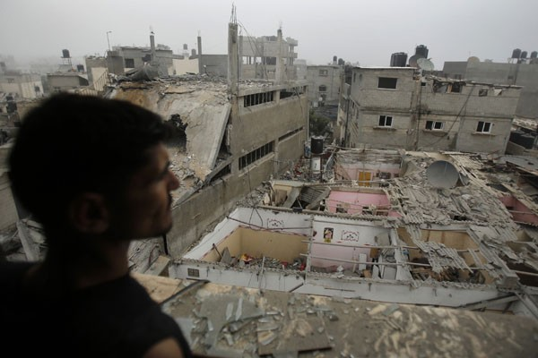 Tentara Israel akui tembak penampungan pengungsi Gaza PBB