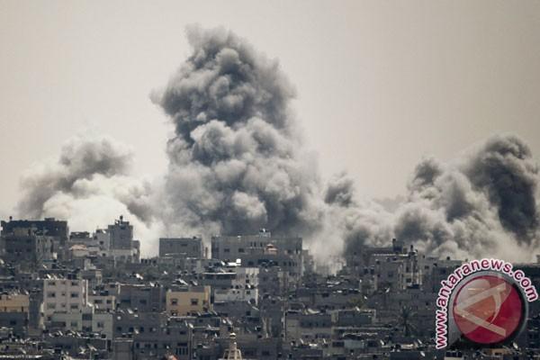 Israel lecehkan PBB, terus hancurkan terowongan Gaza