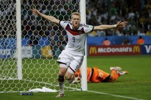 Schuerrle gabung Dortmund dengan kesepakatan lima tahun