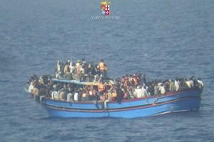 Italia: 3.000 migran diselamatkan dari perairan Libya