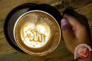 Coffe Latte Kaligrafi Sajian Ramadan