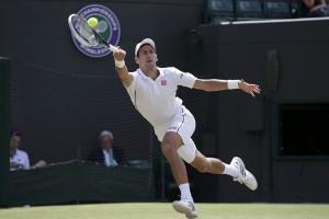Djokovic kandaskan Muller