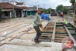 Perbaikan Jembatan Penghubung Tulungagung-Trenggalek
