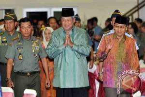Presiden Buka Bersama TNI
