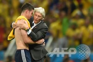 Brasil jegal langkah Kolombia 2-1