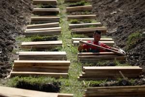 Korban pembantaian Srebrenica kecam veto Rusia di DK PBB