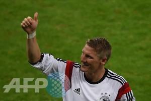 Bastian Schweinsteiger pensiun dari sepak bola internasional