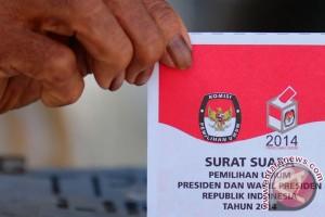 Berpihak jelang pencoblosan, tiga anggota PPS Sukabumi dipecat