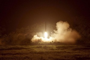 Satelit tampilkan dugaan persiapan peluncuran misil Korut