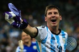 Copa America - Messi pencetak gol terbanyak Argentina sepanjang masa