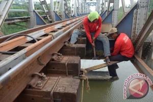 Perbaikan Jalur KA