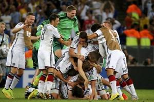 Jerman masih puncaki Peringkat Dunia FIFA