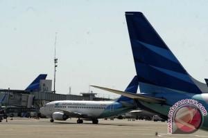 Garuda batalkan penerbangan menuju Ternate