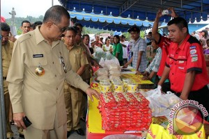 Pasar murah Ramadhan disambut positif warga Minahasa
